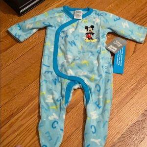 Disney Mickey fleece pajama